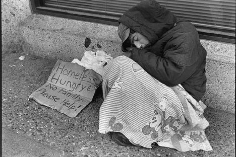Homeless Youth in America